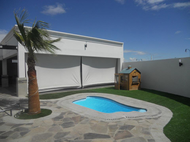 Piscinas compactas en fibra de vidrio igui cali colombia - Vidrio para piscinas ...